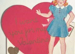 Valetine's day card