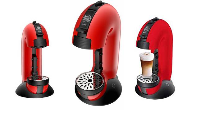fontana nescafe dolce gusto red